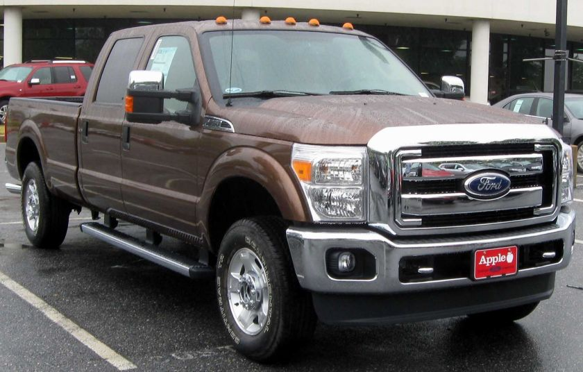 2011 Ford Super Duty Ford F-250 XLT