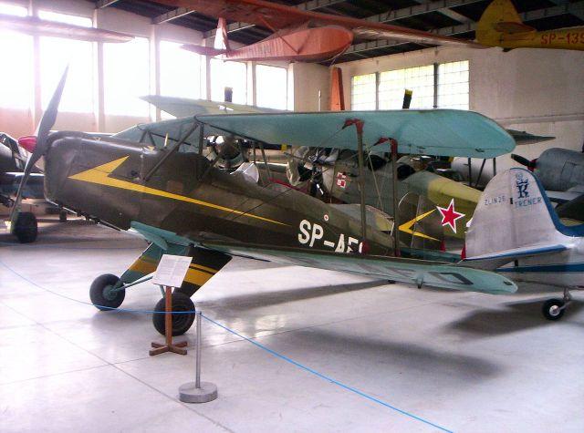 Bücker Bü 131B Jungmann