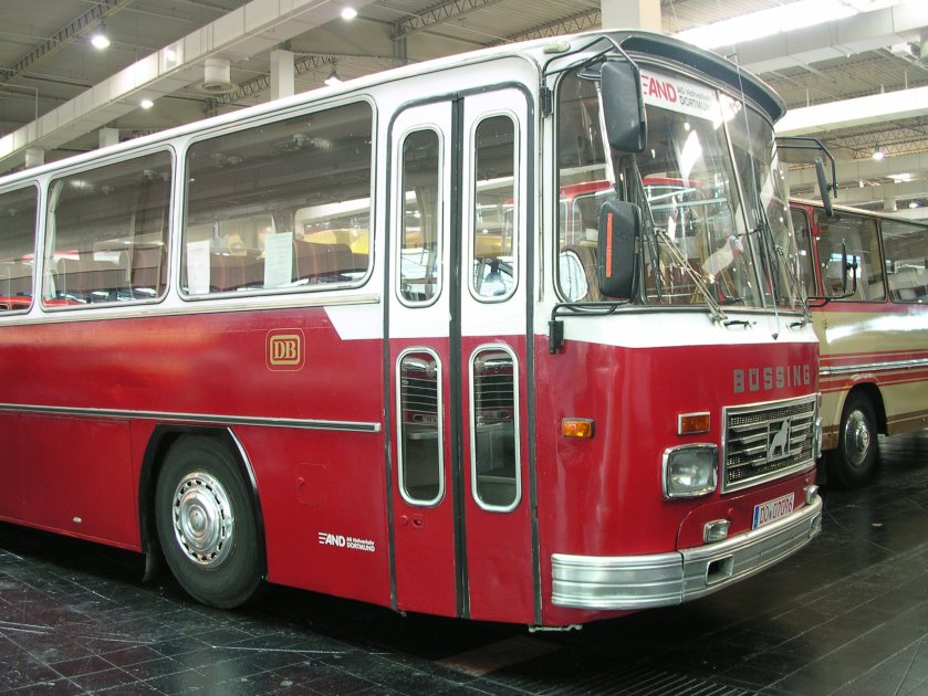 Büssing Bahnbus