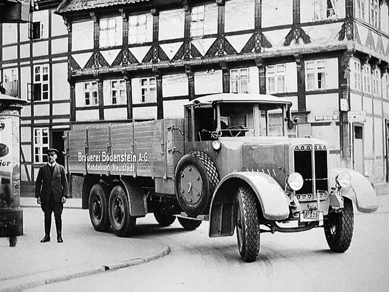 BÜSSING Brouwerij Bodenstein