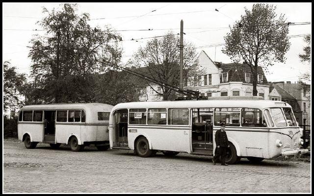 Büssing Bus 80 fährt nach Neuenkirchen