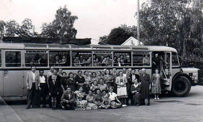 Büssing Krupp-Man Bus
