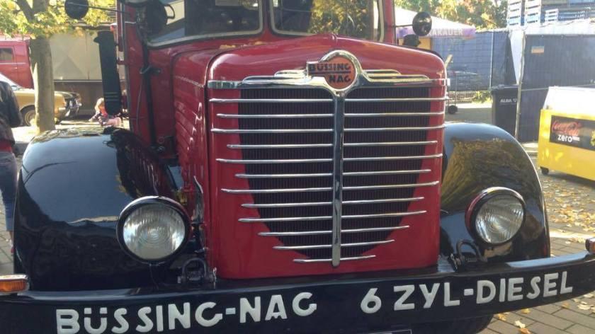 Büssing NAG 6 zyl diesel