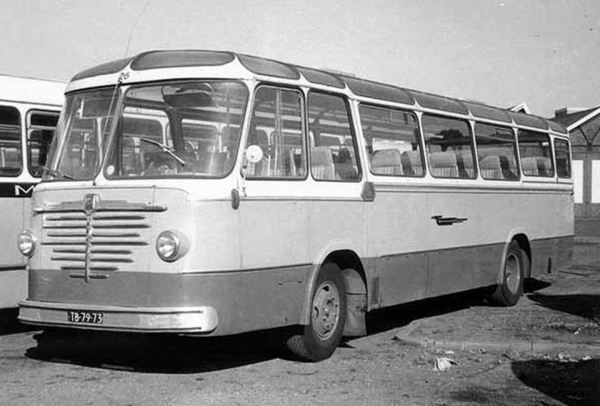 Büssing TU5N (busnummer 24)