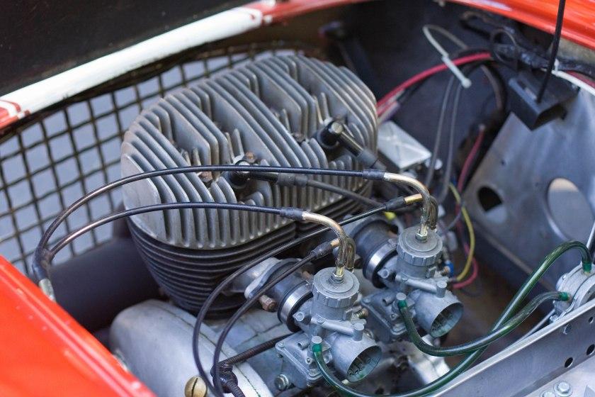 Berkeley SA328 Excelsior engine
