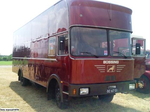 Bussing Möbelwagen