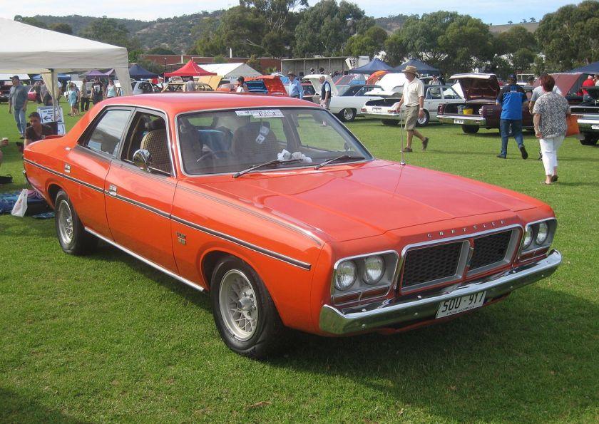 Chrysler Valiant GLX (CM)