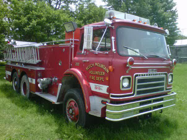 IH Internatinal Harvester Fire en Rescuetruck