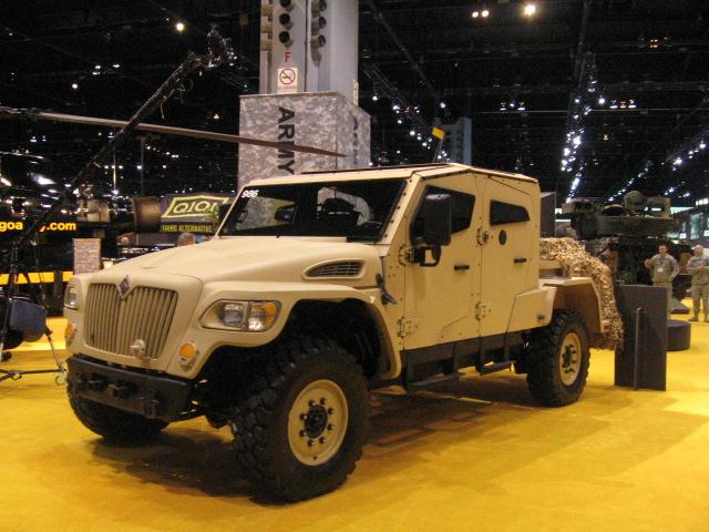 International Army MXT