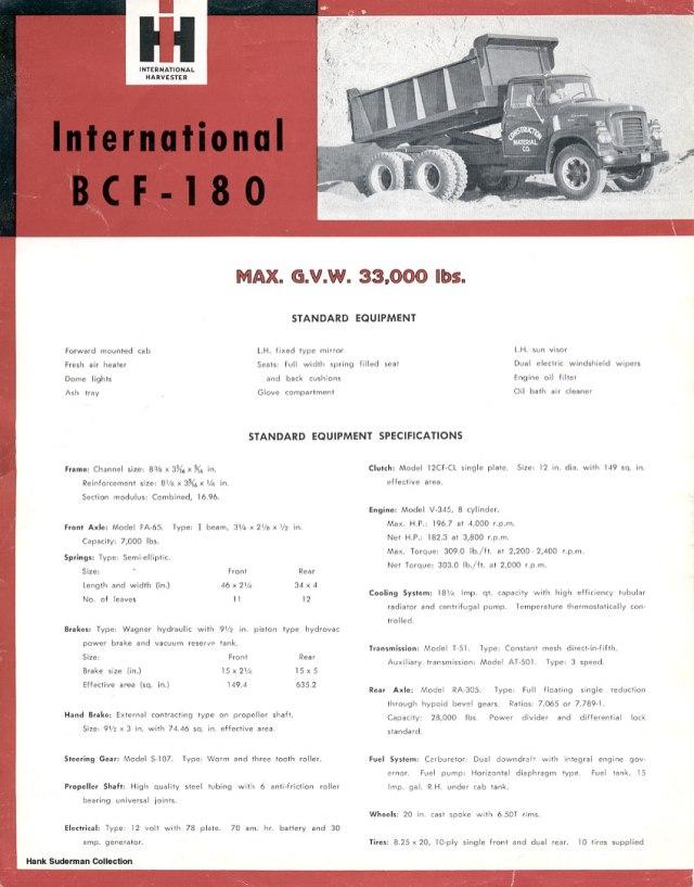 International bcf 180 spec1