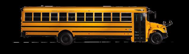 International CE SERIES SCHOOL ROUTE BUS