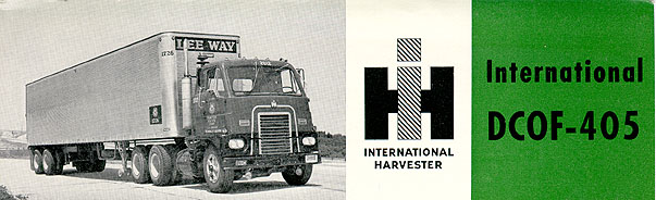 International dcof 405c