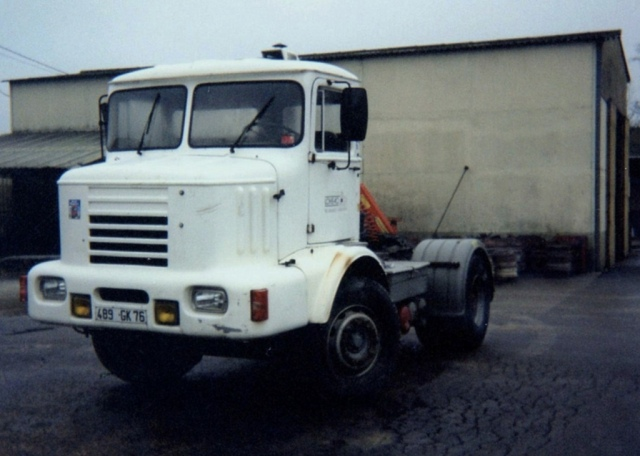 International Harvester Daf M426 LOHEAC Tonton