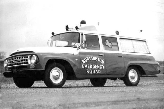 International Harvester Emergency Squad