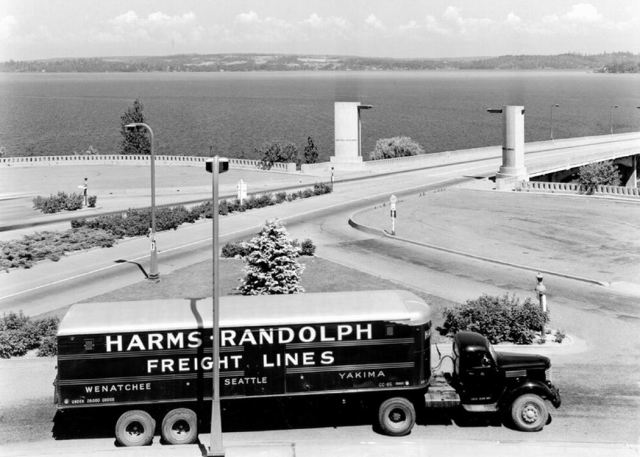 International Harvester harms randolph ih3
