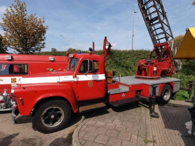 International Harvester Ladderwagen