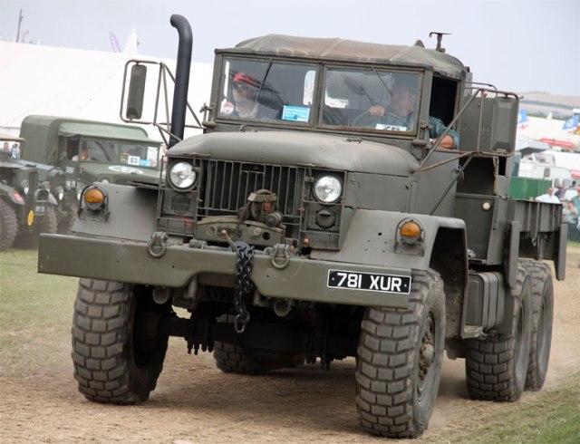 International Harvester M62 Wrecker