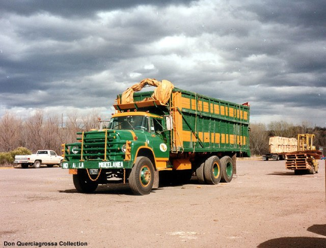 International Harvester mexican