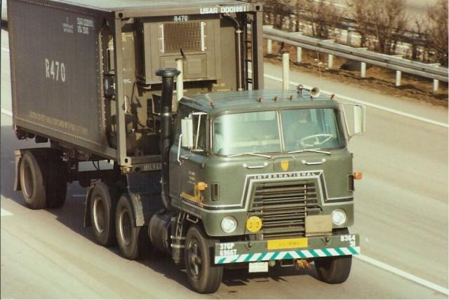 International Harvester Transtar US Army