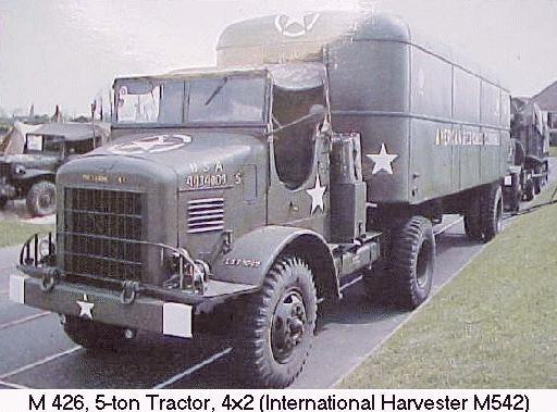International M426