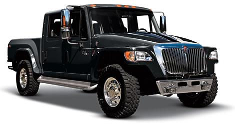 International mxt-trucks
