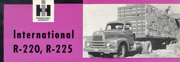 International r2201a