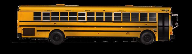 International RE Schoolbuses