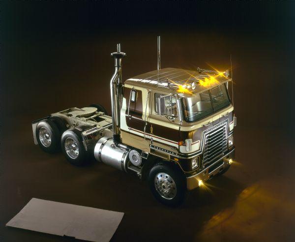International Transtar Eagle Truck b