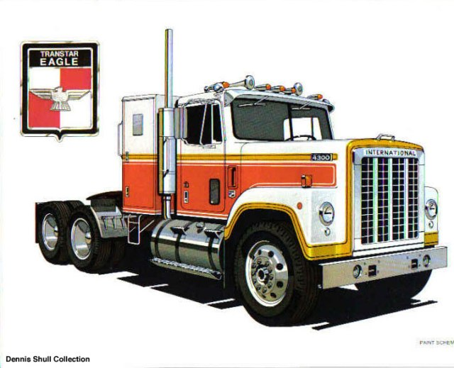 International transtareagle4300-01