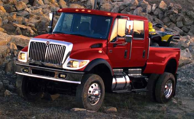 International-trucks io