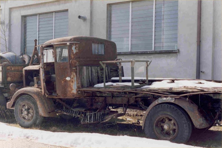 Lancia 3RO a