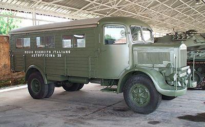 Lancia 3RO Army