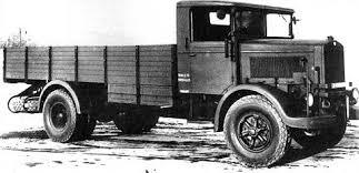 Lancia 3RO NM, 6.5-ton, 4x2, Heavy truck