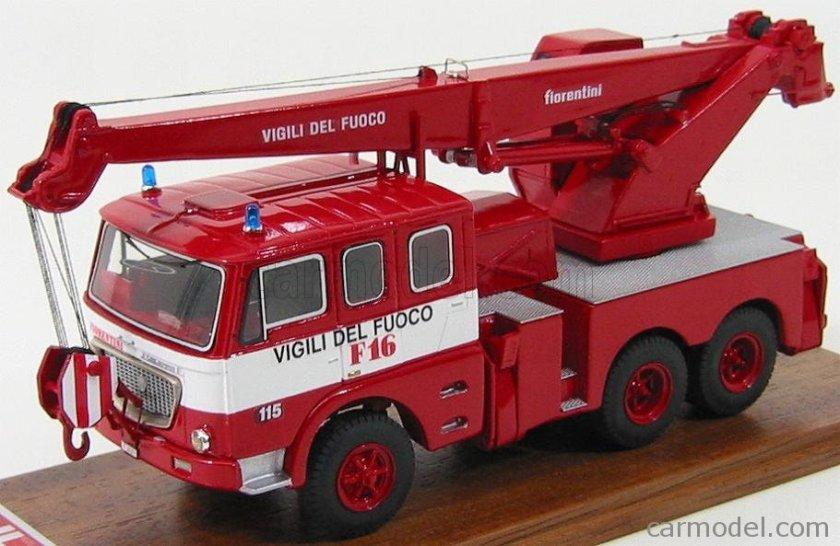 Lancia Esagamma firebrigade f16
