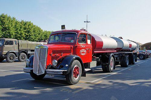 Lancia Esatau 864 Tanker