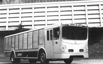 Lancia Esatau Vegatables truck