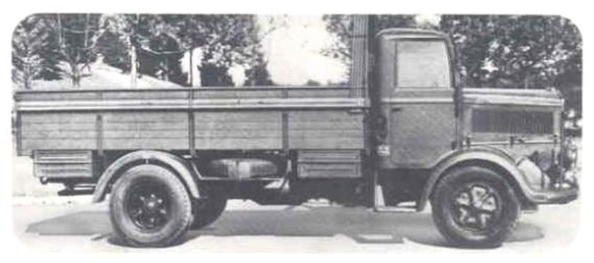 Lancia RO a40 camion