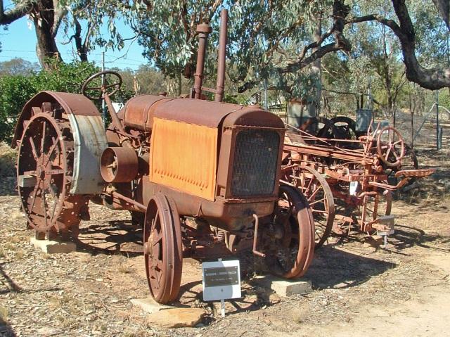 McCormick Deering Tractor
