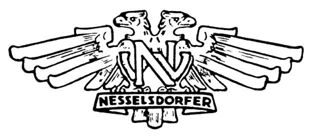 Nesselsdorf Wagenbau Fabriks Gesellschaft circa 1900