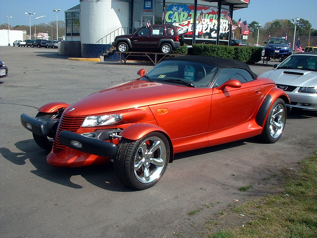 Plymouth Prowler 01