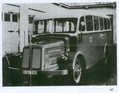 Tatra 114 bus