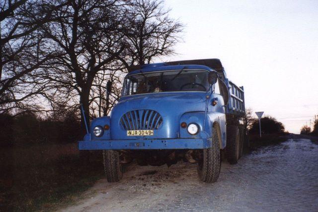 Tatra 138 S3 oder S3M