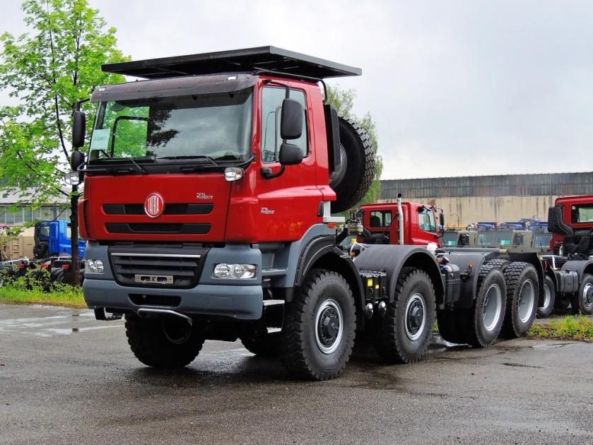 Tatra 158 Phoenix 8x4