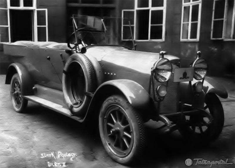 Tatra 20 for charles 1 austroking