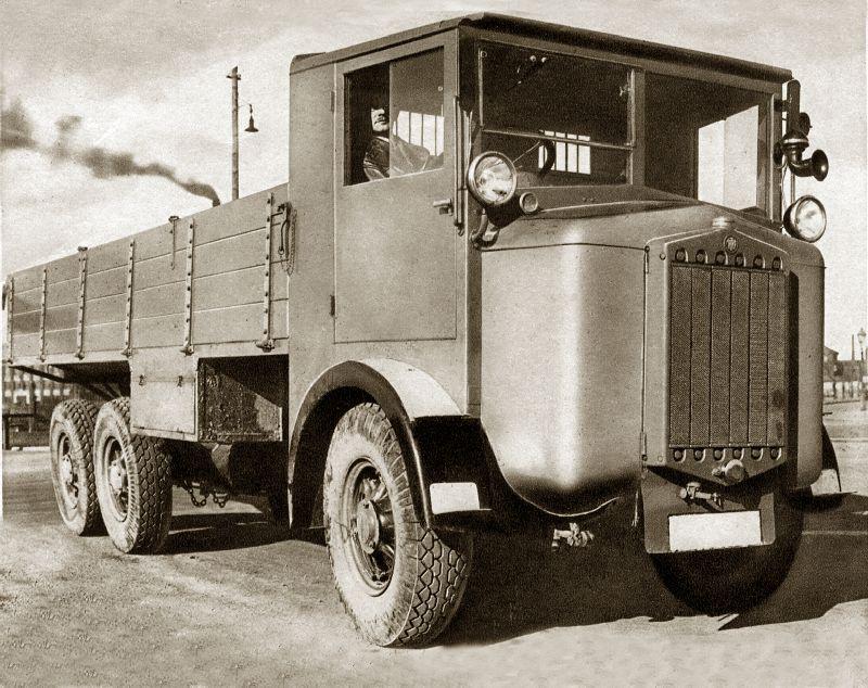 Tatra 23 - 24 (Bulldog)