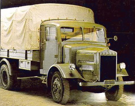 Tatra-27 cargo