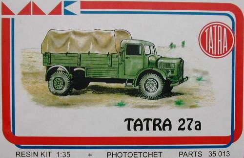 Tatra 27 MMK