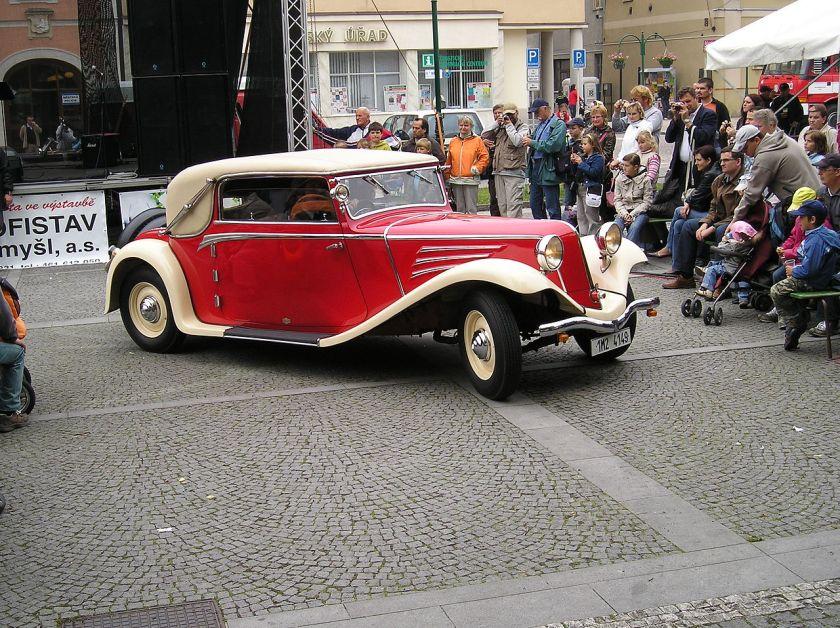 Tatra 52 Sodomka Kabriolet