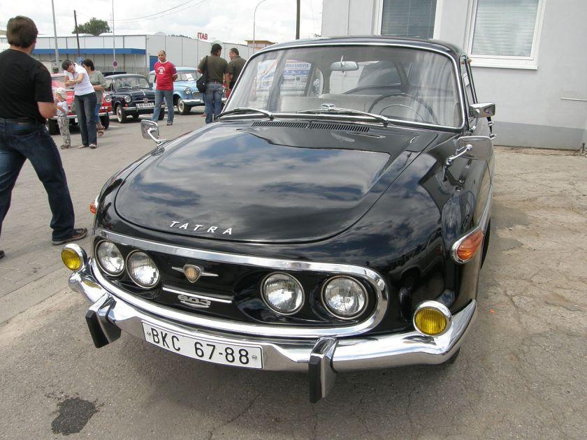Tatra 603 (2008)