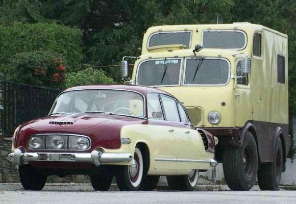 Tatra 603 805 2